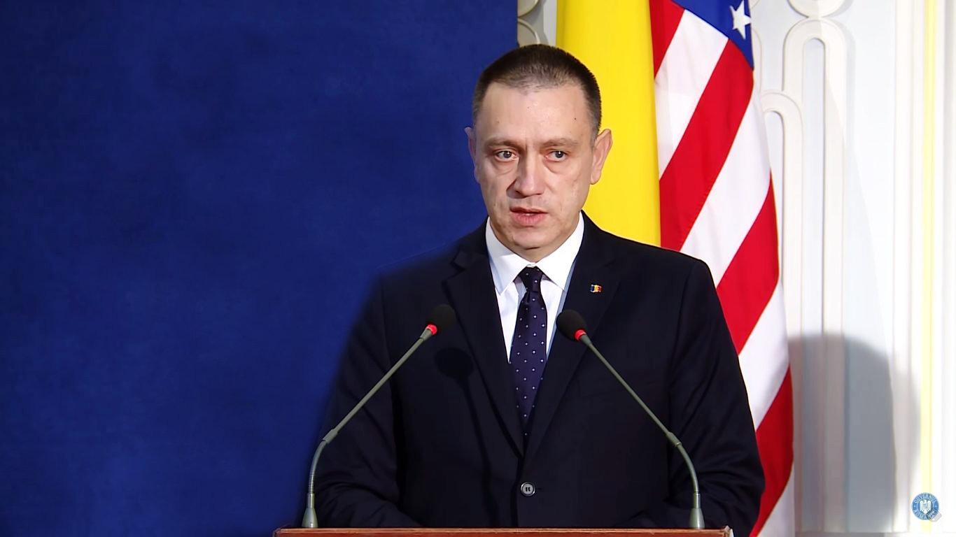 Cine este Mihai Fifor FOTO: Captură video gov.ro