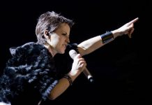 Dolores O'Riordan, solista trupei The Cranberries, a murit. Foto: Flickr Creative Commons / Alterna2