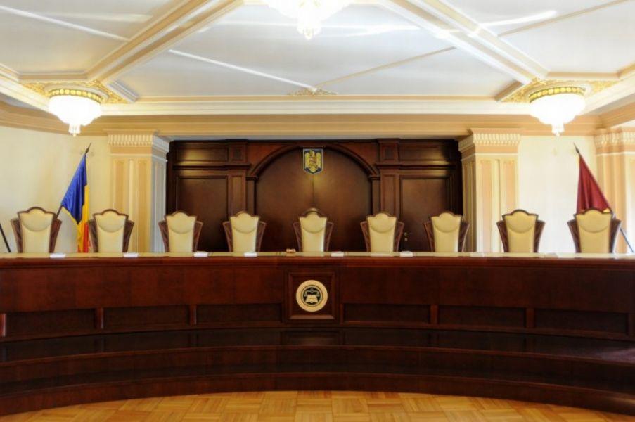 Curtea Constituțională FOTO: CCR.ro