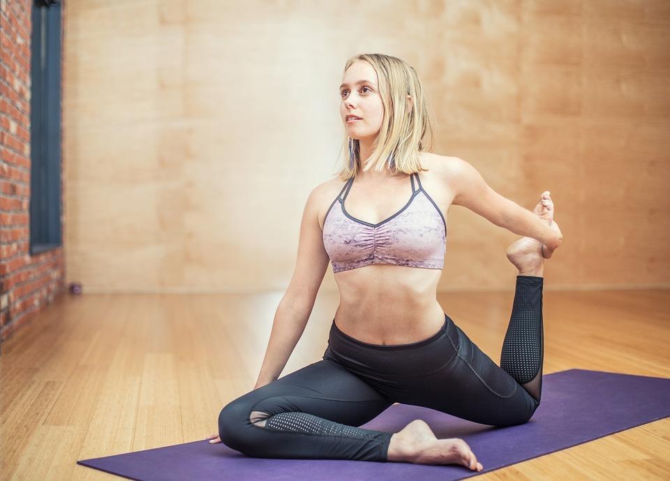exerciții de fitness acasă