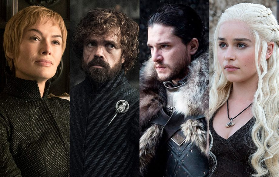 game of thrones sezonul 8 protagonisti