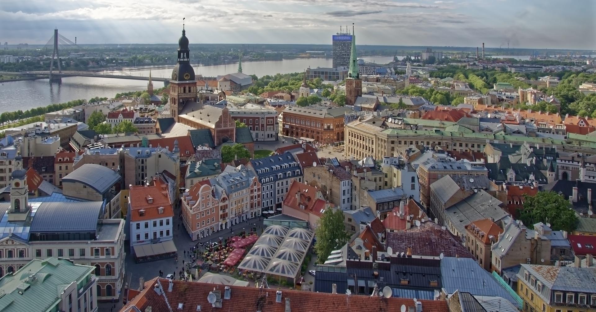 Riga, Letonia FOTO: Makalu/Pixabay.com
