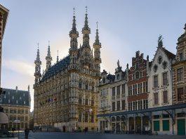 Leuven, Belgia, unul dintre cele cinci orașe de vis pe care vă recomandăm să le vizitați în 2018. Foto: Pixabay