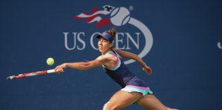 Mihaela Buzărnescu s-a calificat în finală la Hobart. Foto: Steven Pisano / Flickr