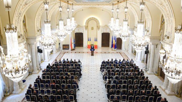 președintele româniei palatul cotroceni