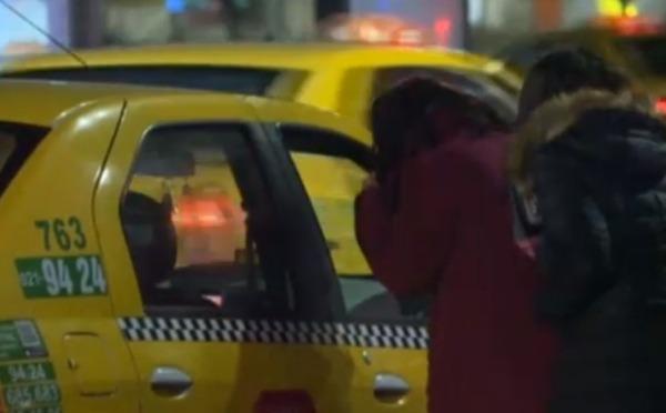 taximetriști curse revelion