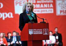 Vasilica Viorica Dăncilă Foto: PSD