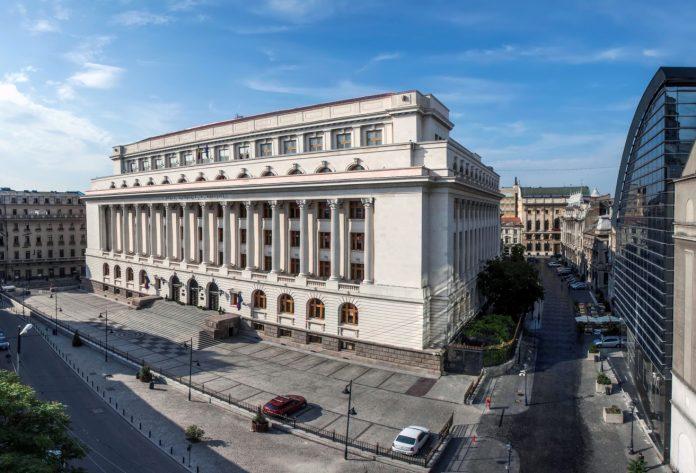 Banca Națională a României. Foto: bnr.ro