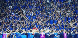 Isladezii visează la mari surprize la Cupa Mondială din Rusia. Foto: Federația Islandeză de Fotbal / Twitter