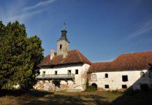 Castelul Teleki din Poșmuș. Foto: castelintransilvania.ro