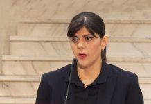 Procurorul-șef al DNA Laura Codruța Kovesi