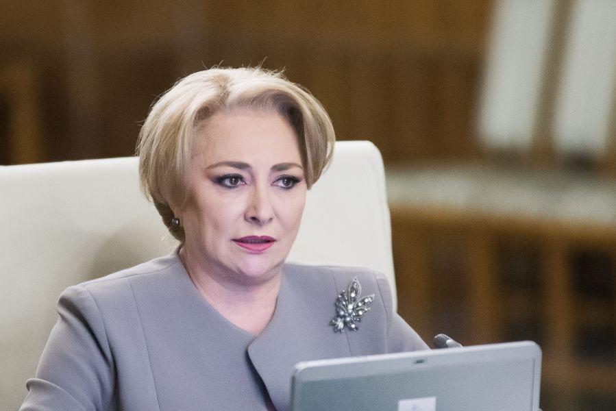 Viorica Dăncilă FOTO: gov.ro declarația unică