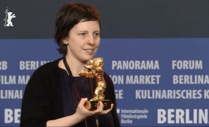 Adina Pintilie a dat lovitura la Berlin cu filmul ei de debut. Foto: Berlinale Award Winners 2018