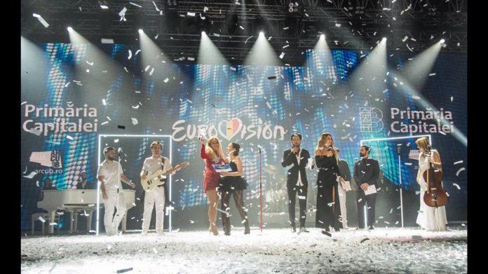eurovision românia 2018