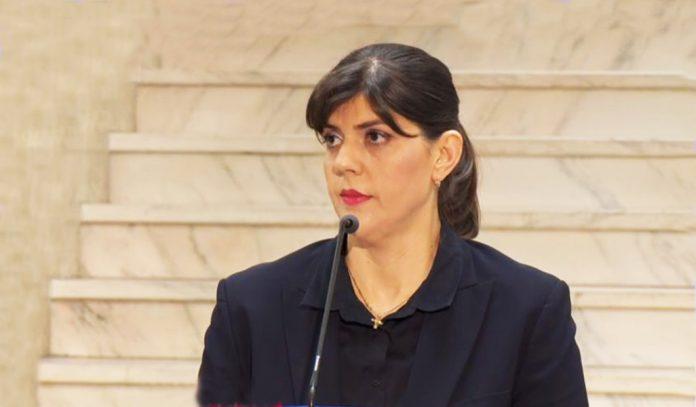 Laura Codruța Kovesi csm