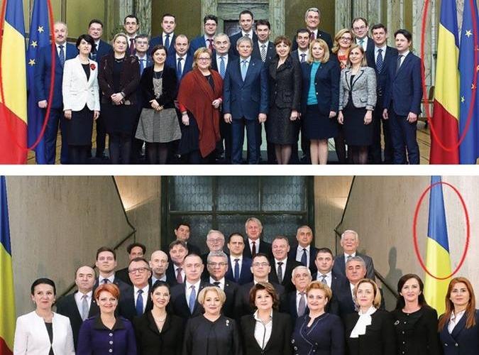 steag UE guvernul dăncilă