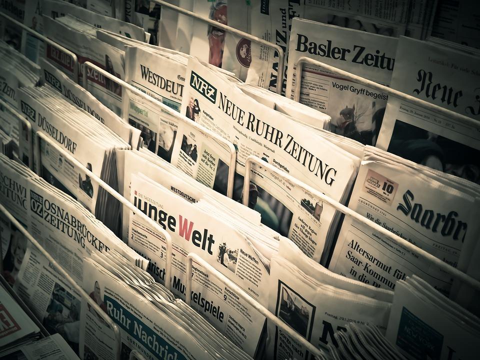 presă internațională ziare ziar