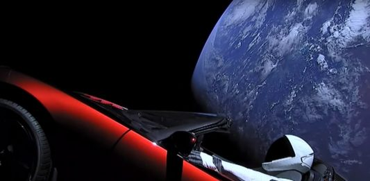 racheta falcon heavy spacex marte elon musk