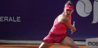 Simona Halep Doha Qatar Total Open Tenis WTA