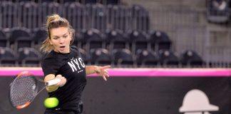 Simona Halep va juca în Nike la turneul de la Doha