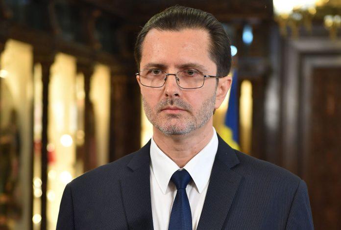 Vasile Bănescu, purtătorul de cuvânt al Patriarhiei Române. Foto: Basilica.ro
