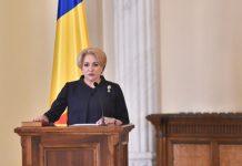 Viorica Dăncilă FOTO: Gov.ro