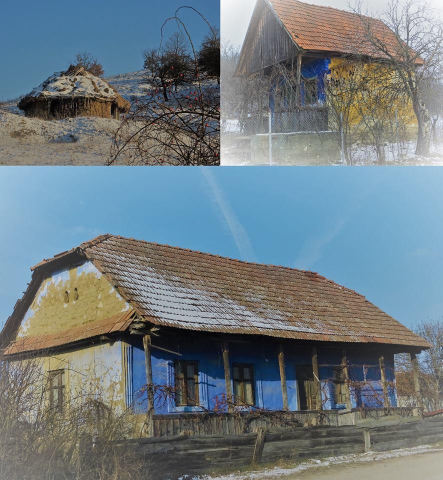 casa naturală din hășmaș