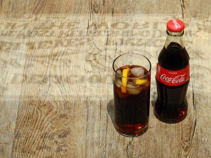 Coca-Cola. Foto: Pixabay