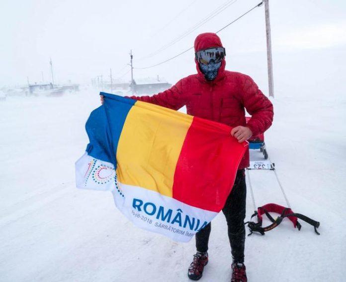 Tiberiu Ușeriu FOTO: Pagina personală de Facebook