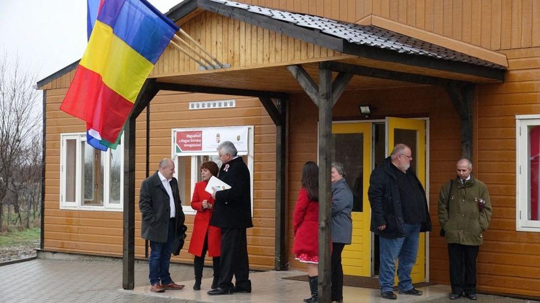 Noua grădiniță din Coltău FOTO: maramedia.ro