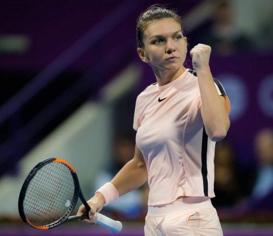Simona Halep semifinale Indian Wells