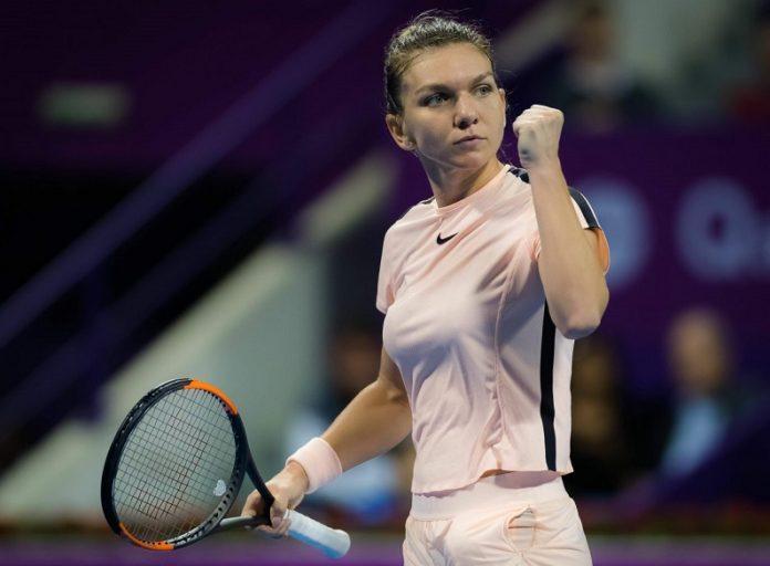 Simona Halep. Foto: WTA Tennis