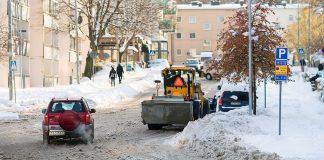 zăpadă trafic ninsoare