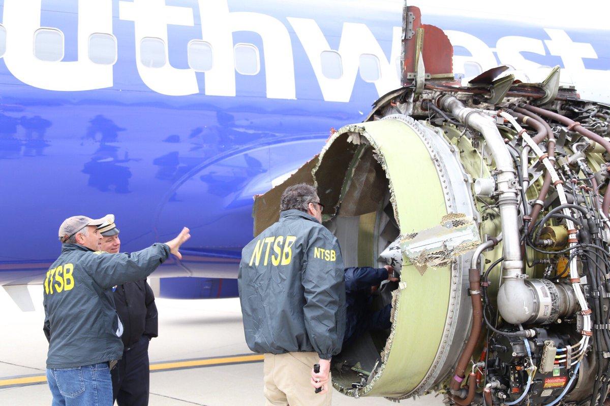FOTO: NTSB_Newsroom/Twitter
