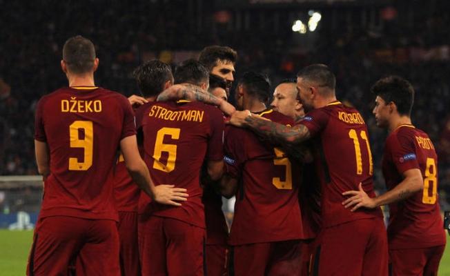 AS Roma a obținut o mare victorie în Liga Campionilor. Foto: AS Roma
