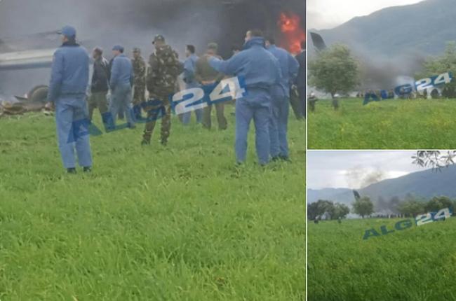 avion prăbușit algeria