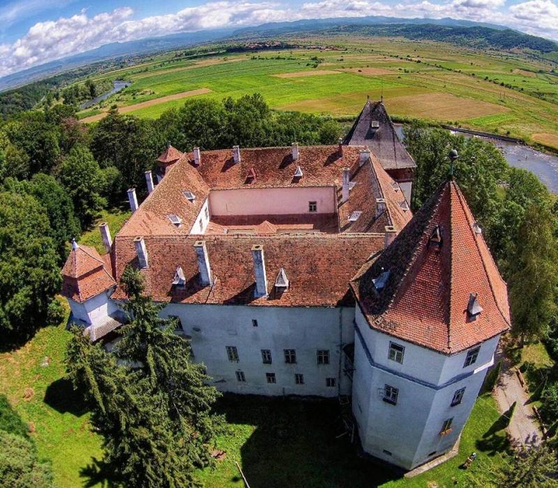 Castelul Kemeny de la Brâncovenești