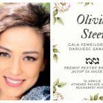 olivia steer premiată gala femeilor care aduc sănătate