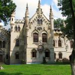 Castelul Sturdza din Miclăuşeni