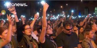 protest ungaria