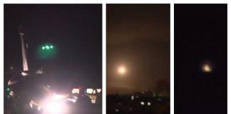 rachete siria