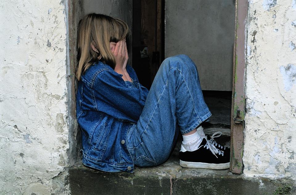 adolescentă teamă frică depresie