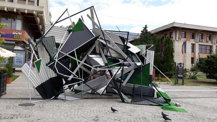 operă de artă iași Clemens Behr