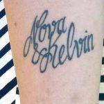 tatuaj greșit suedia nume fiu