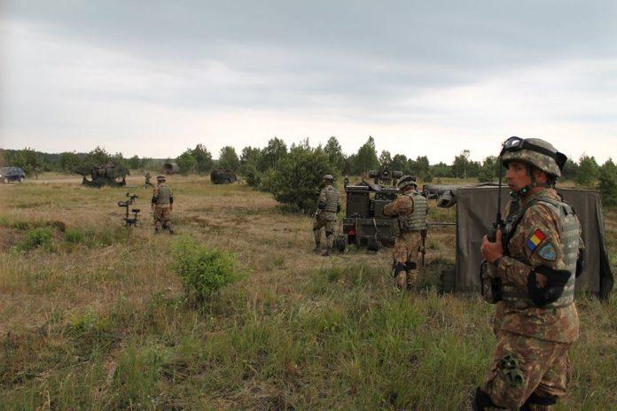 Se fac angajări în Armată FOTO: Armata României/Facebook