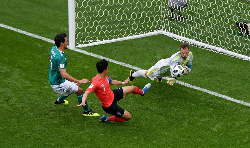 Germania Coreea de Sud 0-2