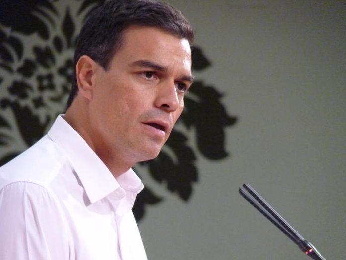 Pedro Sanchez, liderul socialiștilor din Spania FOTO: Wikimedia Commons