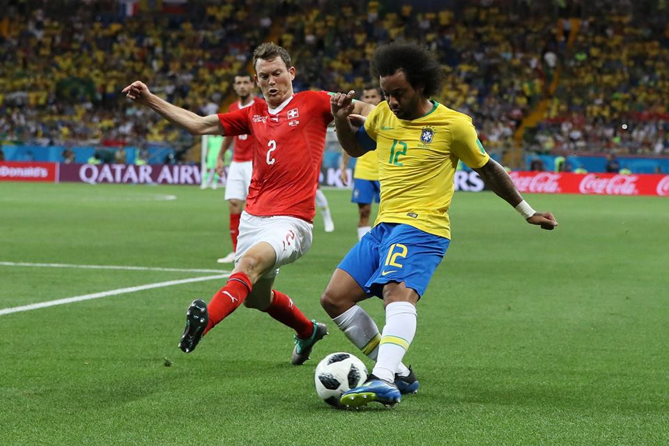 CM 2018 Brazilia Elveția