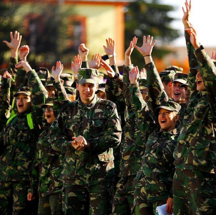 recrutări armată