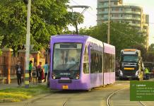 Tramvaiul Autentic, la Timișoara FOTO: Captură video canalul de Youtube LDEGM Trainspotter